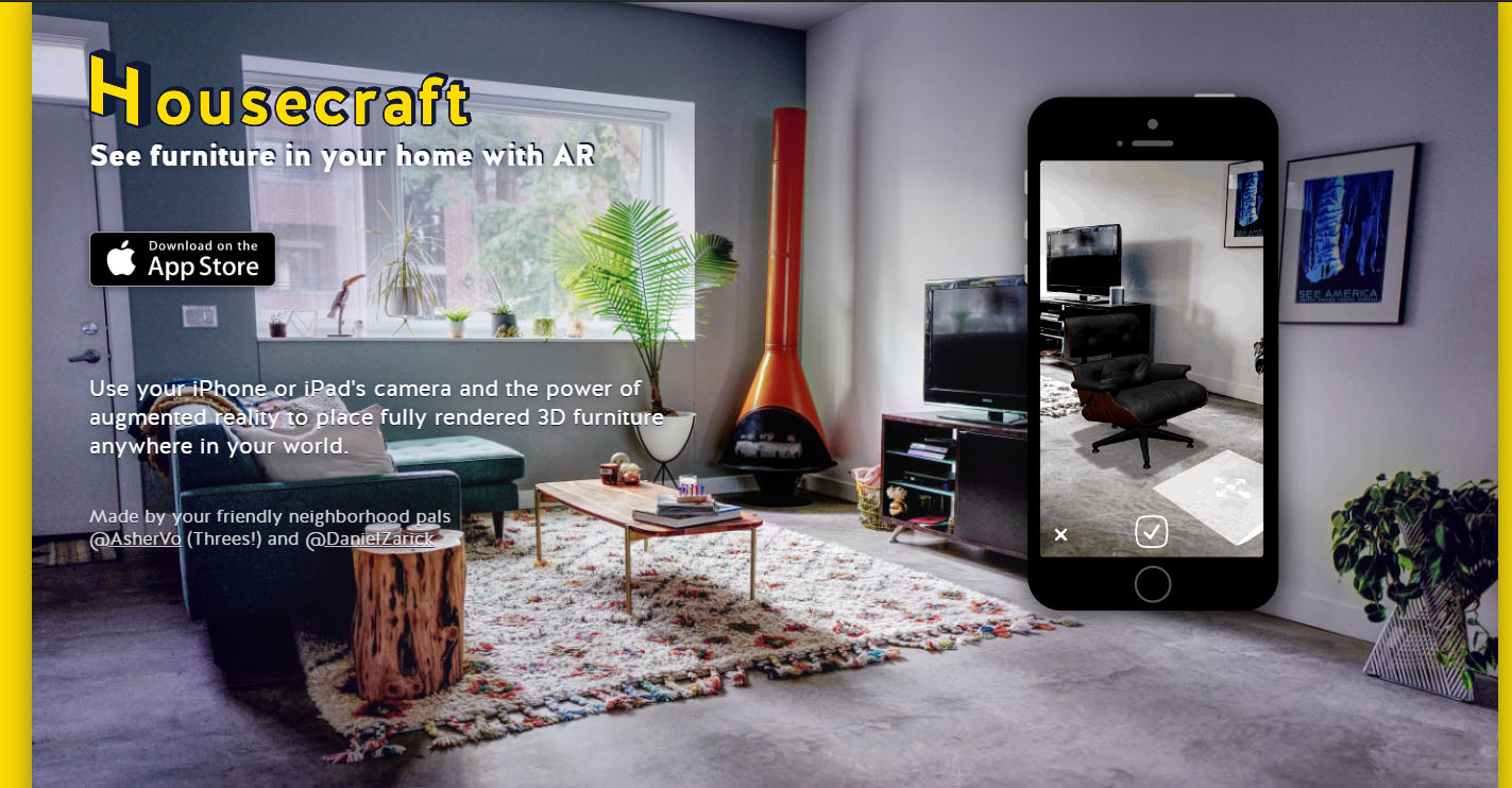 Housecraft Virtual Staging App