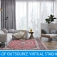 Realistic Virtual Staging for an Apartment