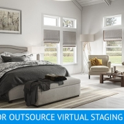In-House or Remote Virtual Staging Services
