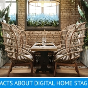 Virtual Staging for a Public Propery