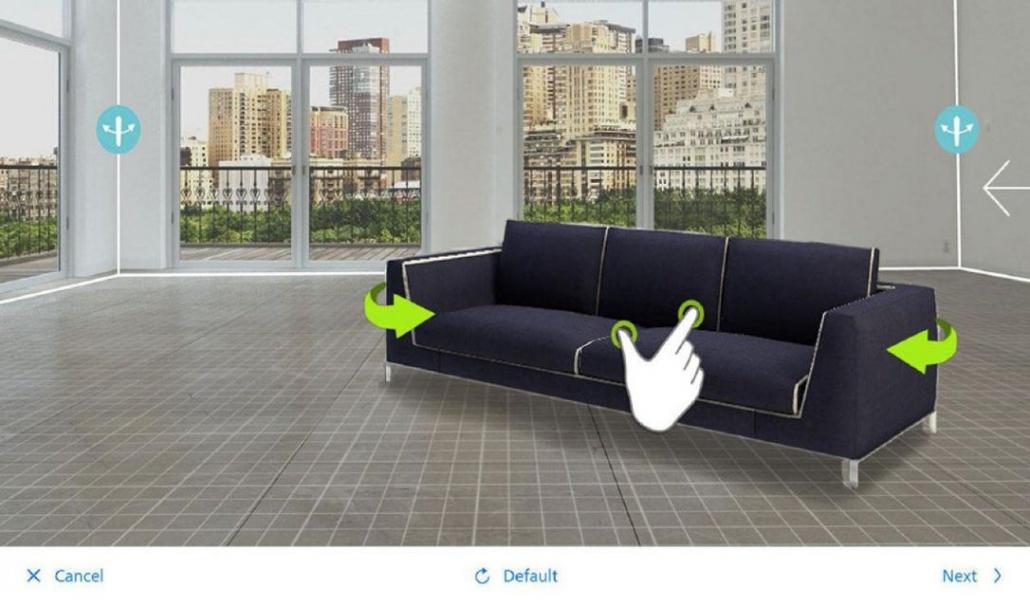 Homestyler Interior Design App