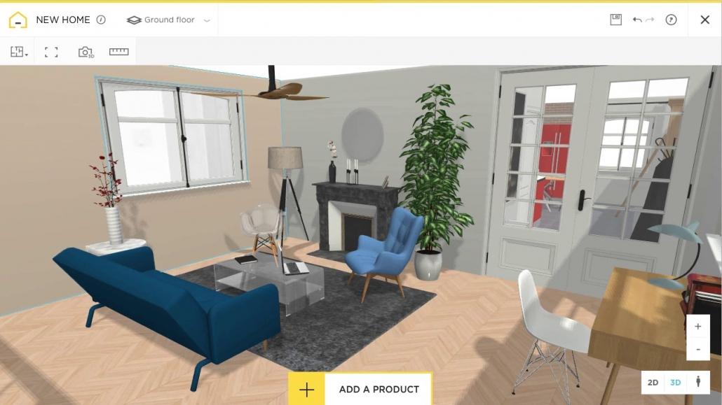 Virtual Interior Design: 7 Apps for DIY Home Renovation
