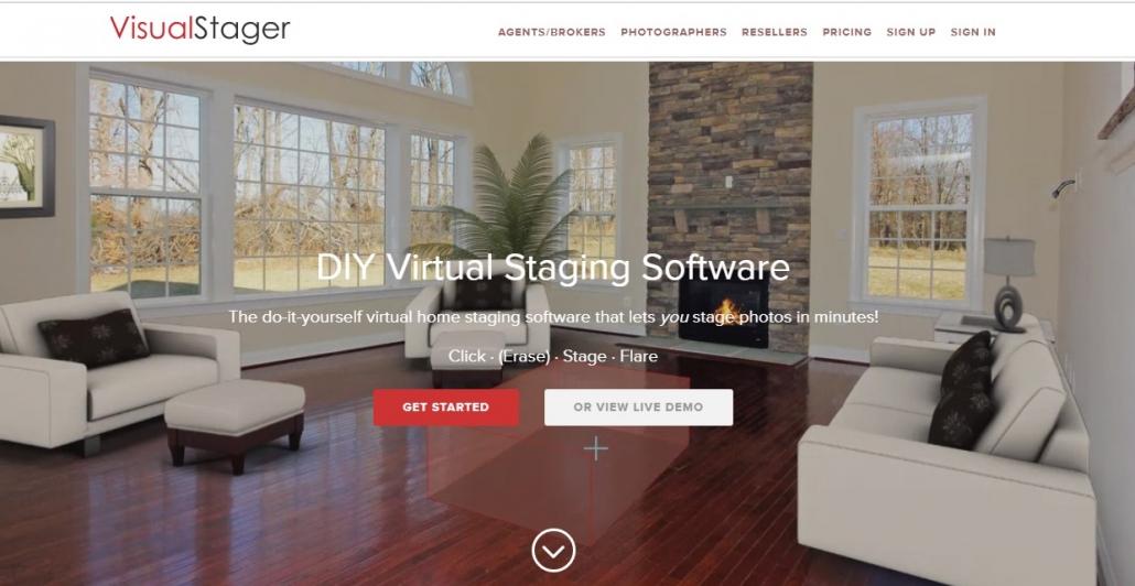 VisualStager.com Online Software