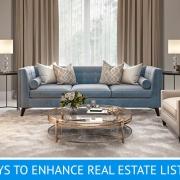 Digital Staging for Real Estate Listings