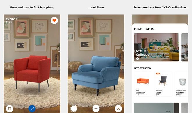 Room - Wayfair AR App