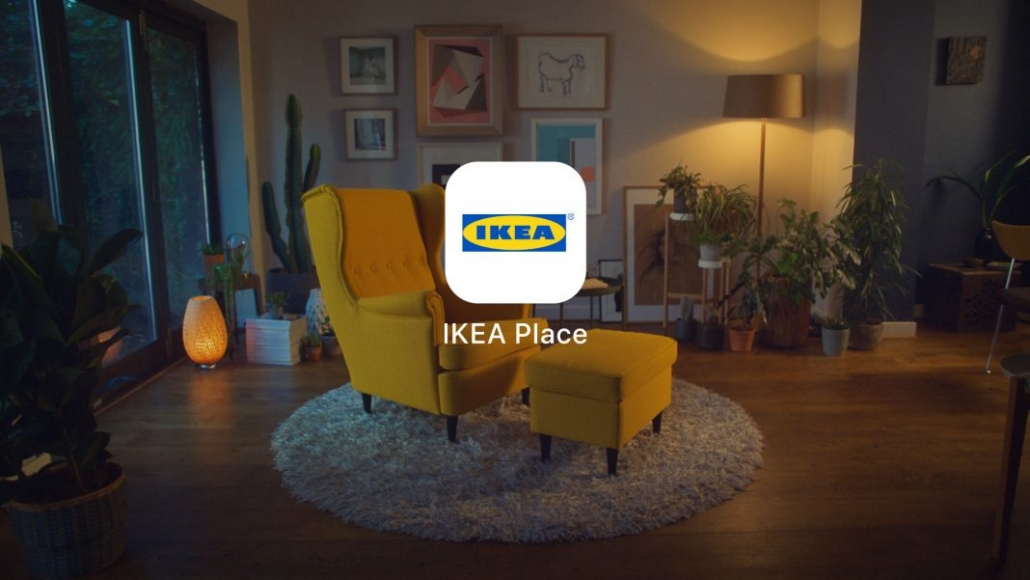 Ikea Place for AR Shopping