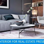 Virtual Staging for Real Estate Offers