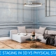 Pros and Cons of Virtual and Physical Staging