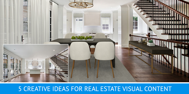 Visual Content for Real Estate Marketing Campaigns