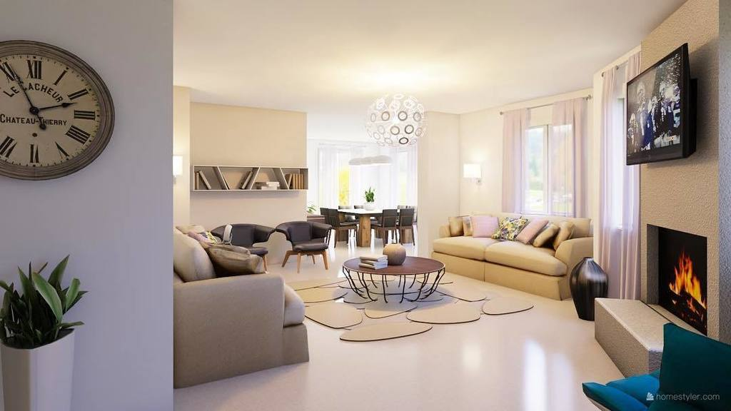Easyhome Homestyler for Virtual Home Staging