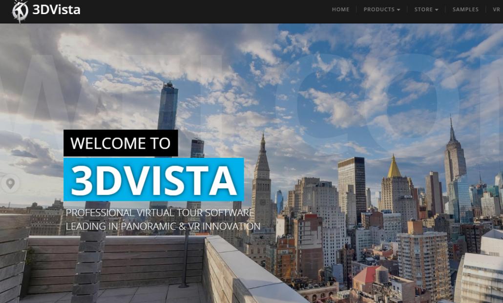 3DVista Virtual Tour