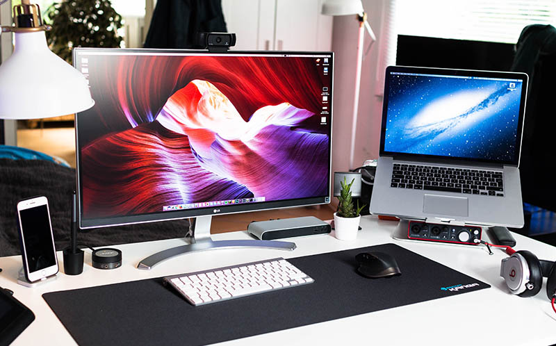 An Advanced Workstation Ready for Virtual Remodeling