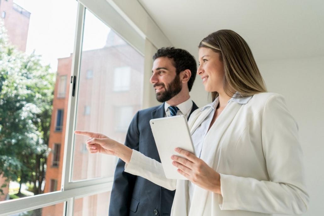 Real Estate Agents om Social Media