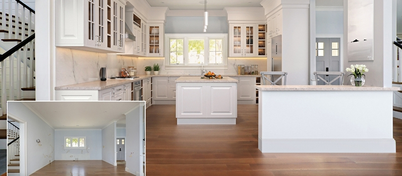 Virtual Staging Services for Real Estate Marketing