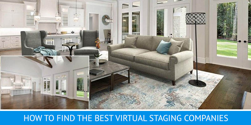 Virtual home staging companies: characteristics