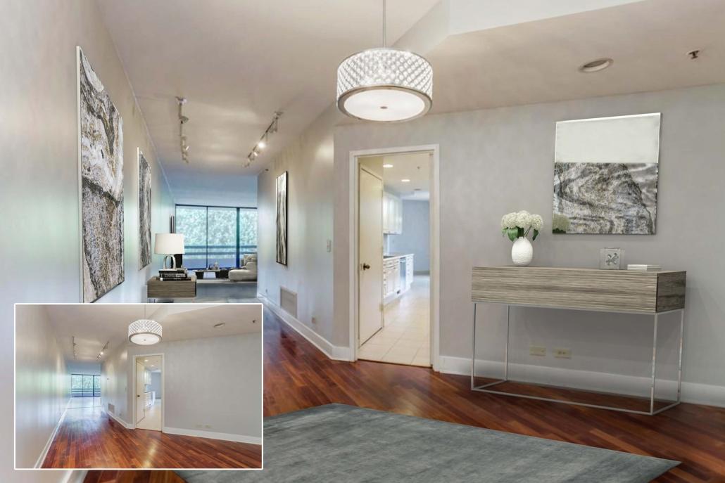 Best digital home staging studios: realism