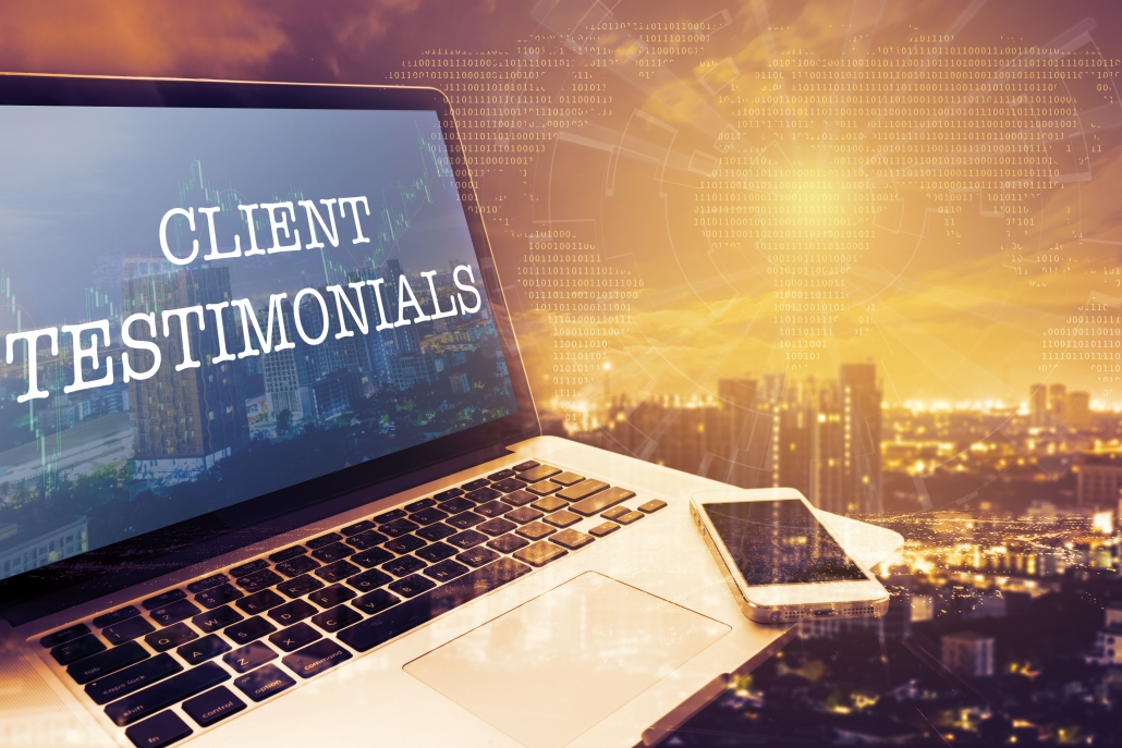 Client Testimonials for Real Estate Marketing