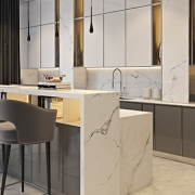 An Open Kitchen for Real Estate