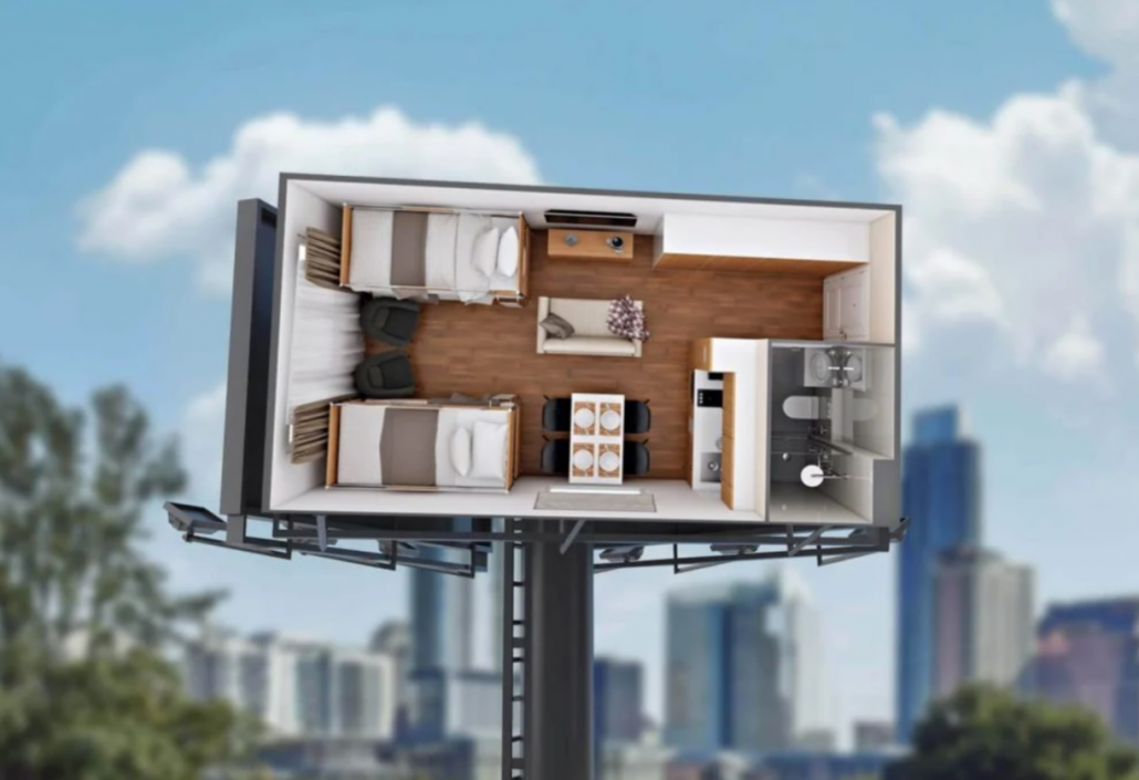 Promo items for real estate: Outdoor solutions