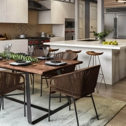 Virtual Staging for a Kitchen in an Apartment