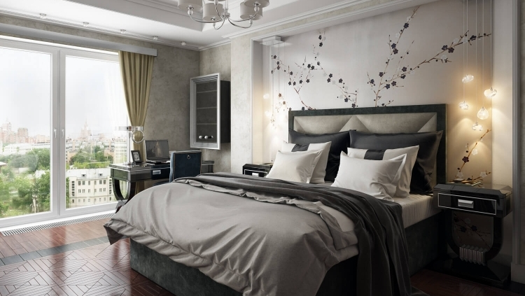 Floral Wallpapers in Interior Design