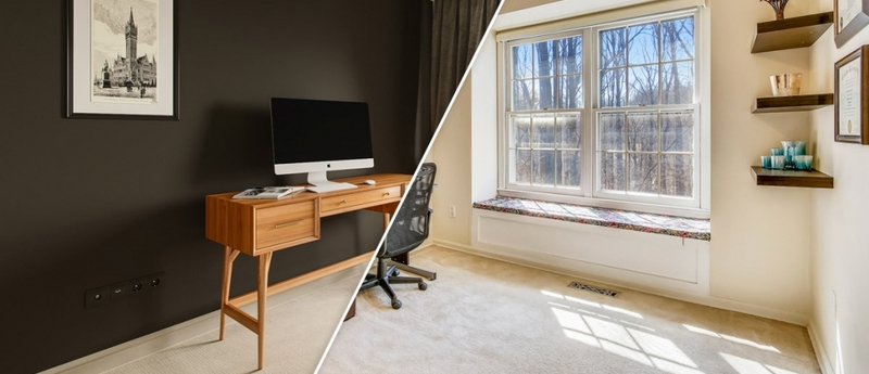 Real Estate Photos vs 3D Renders