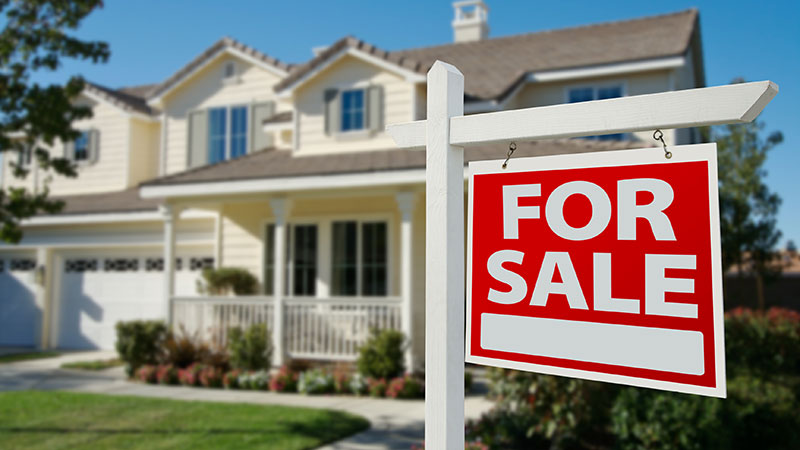 A For Sale Sign as one of the Effective Offline Marketing Tools for Real Estate Sales