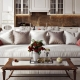 An Elegant and Homey Living Area Virtually Staged for a Realtor's Website